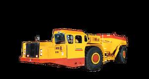 Camion subteran FT30