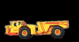 Camion subteran FT20